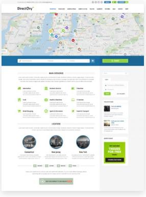Directory plus - Theme Ait Theme - Diggite.com